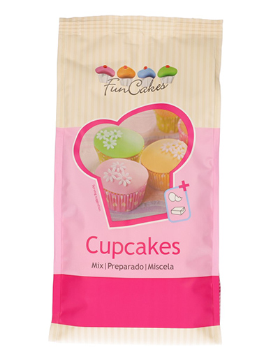 FunCakes Mix for Cupcakes, 1KG