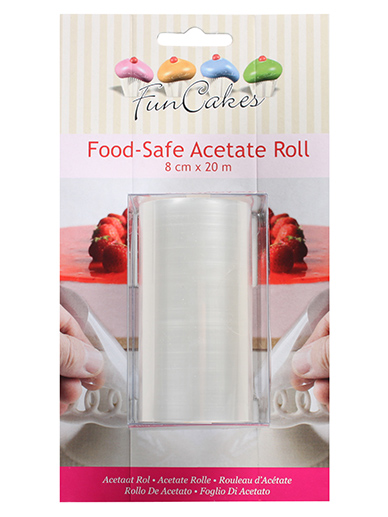 FunCakes Acetate Roll