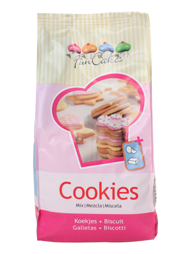FunCakes Mix for Cookies, 500g