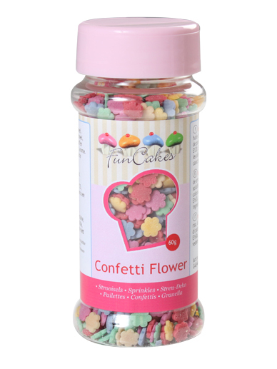 FunCakes Flower Mix 60g