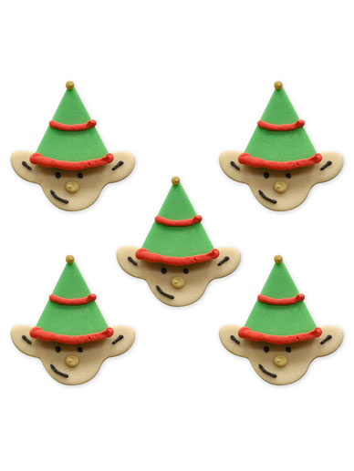 Happy Little Elves Toppers