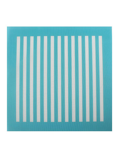 House of Cake Stencil - Vertical Lines