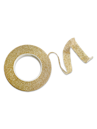 Gold Sparkle Florist Tape