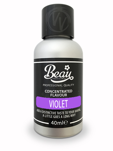 Violet Concentrated Flavouring 40ml
