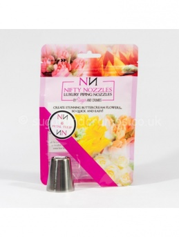 Nifty Nozzle Luxury Piping Nozzle - 6 Petal TULIP