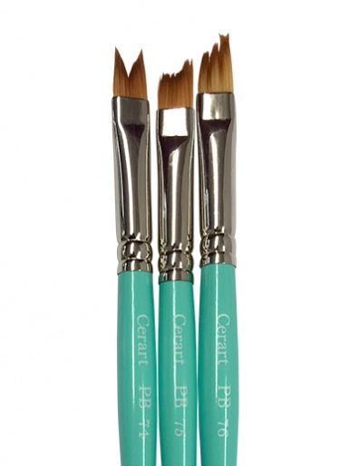Cerart Petal Brush Set (7B)