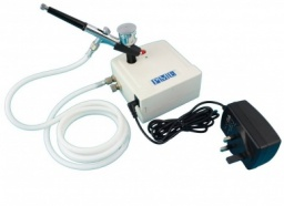 PME Airbrush and Compressor Kit